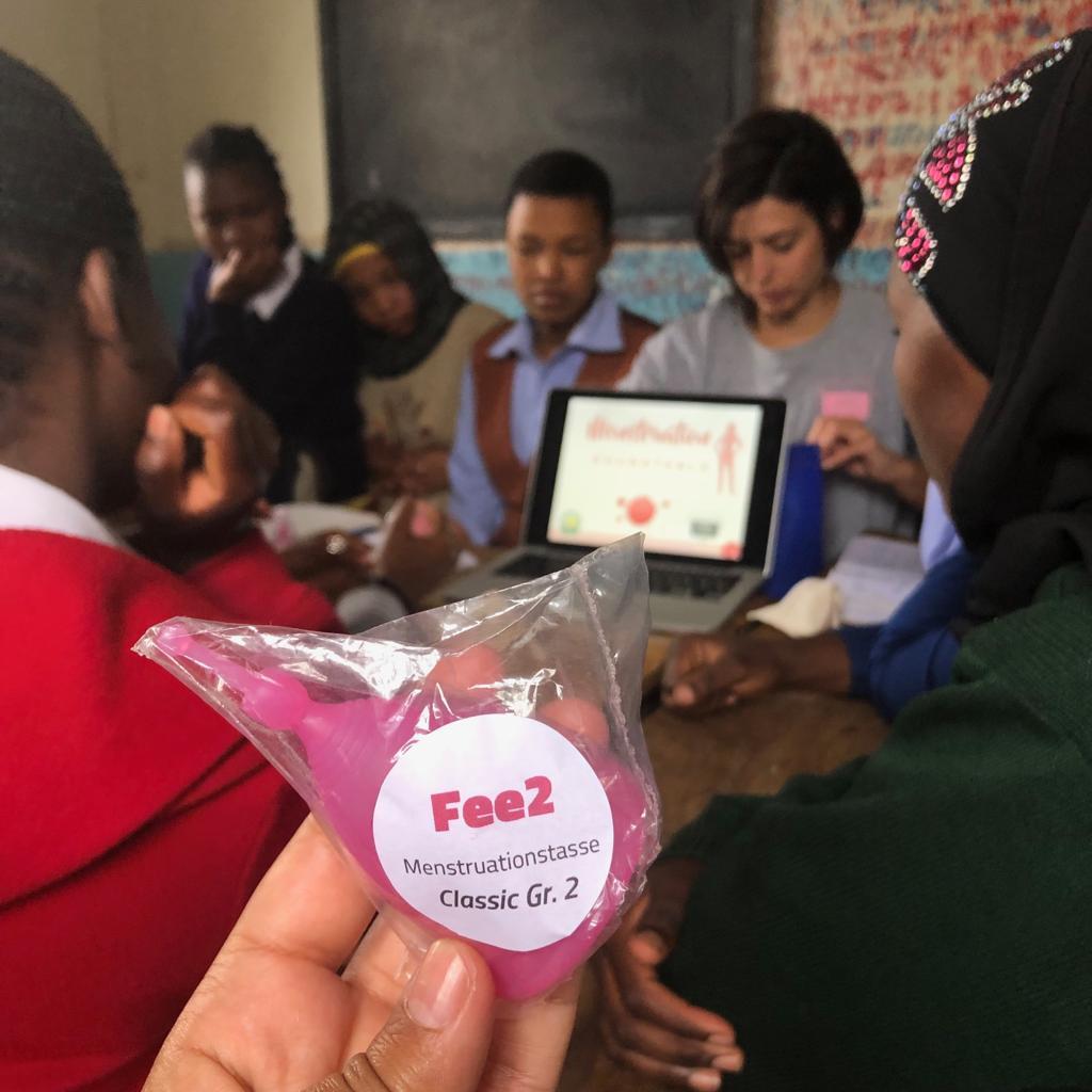 Feecup Spende Tanzania